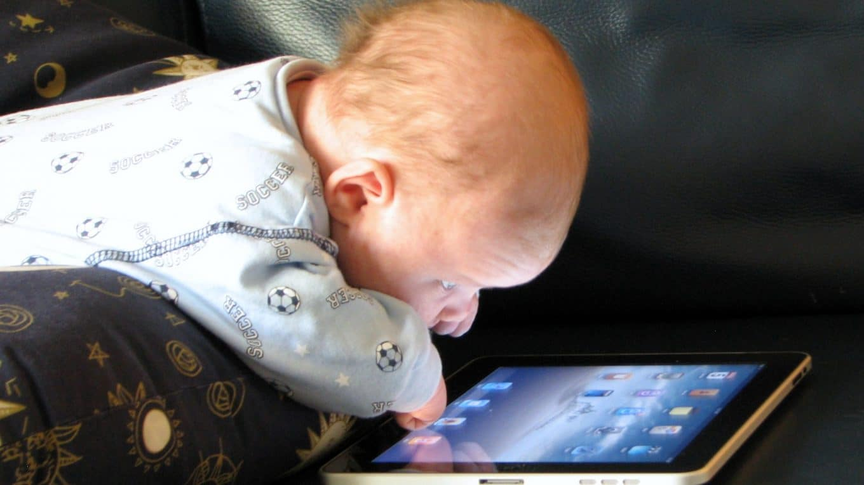 iPad enfant